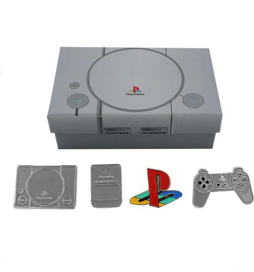 Playstation - Pin Badge Set