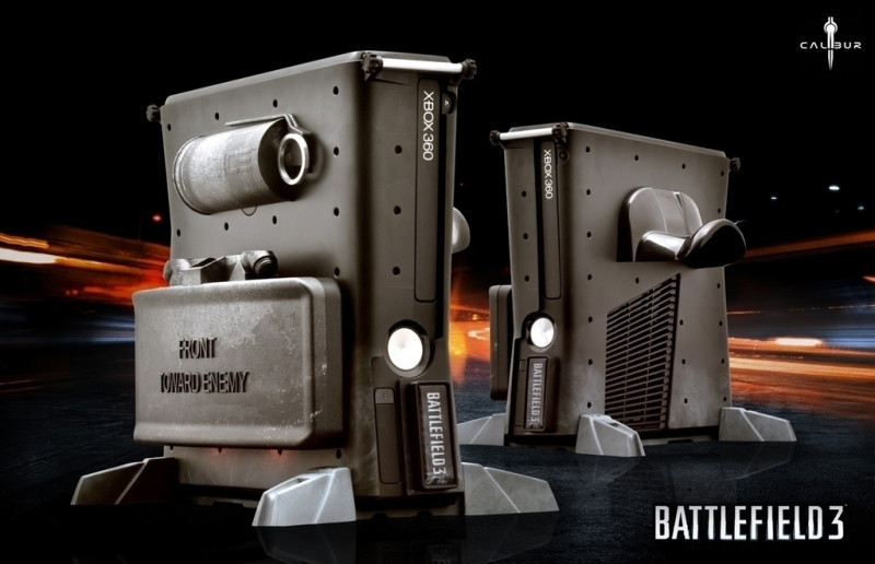 Xbox 360 Vault Battlefield 3