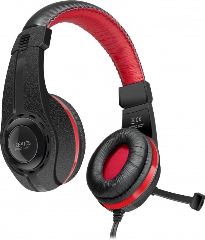 Goedkoopste Speedlink Legatos Stereo Gaming Headset (Zwart)