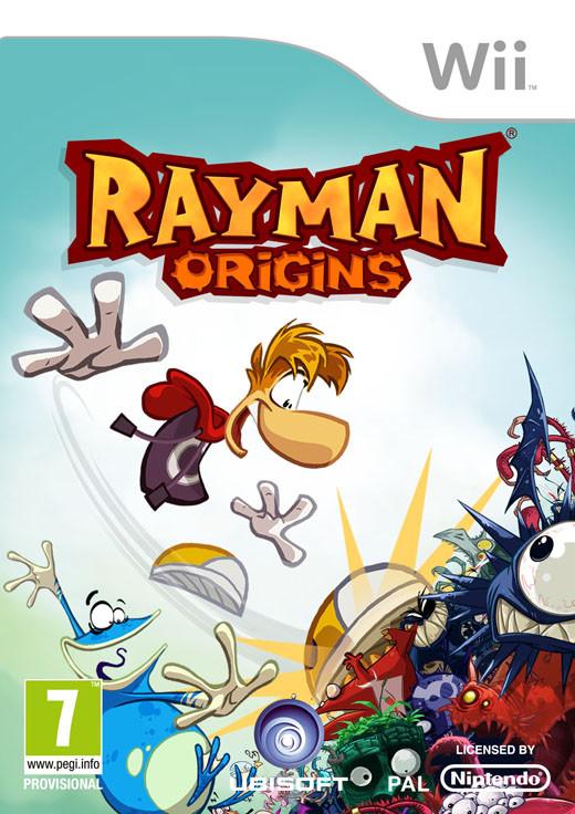 Goedkoopste Rayman Origins