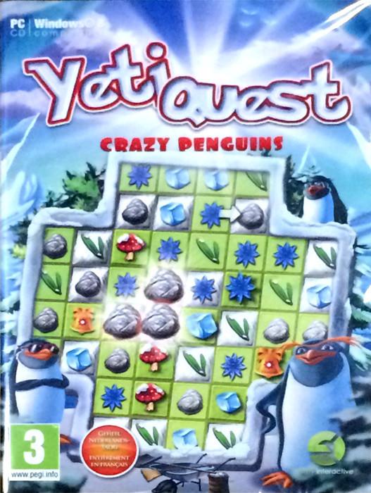 Yeti Quest Crazy Penguins