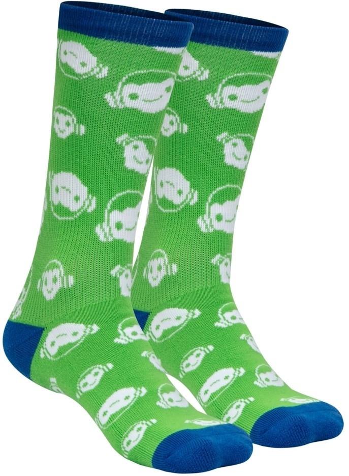 Overwatch - Feeling Froggy Socks