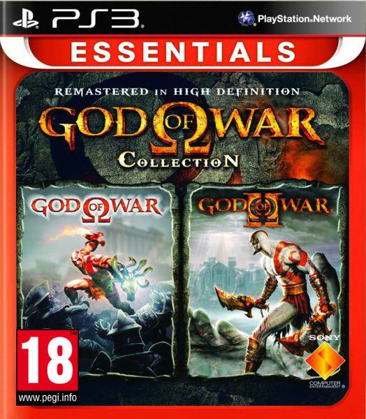 God of War Collection (essentials)