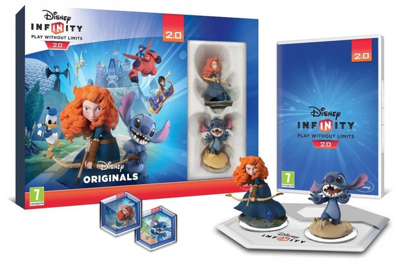 Xbox One Disney Infinity 2.0 Toy Box Combo pack