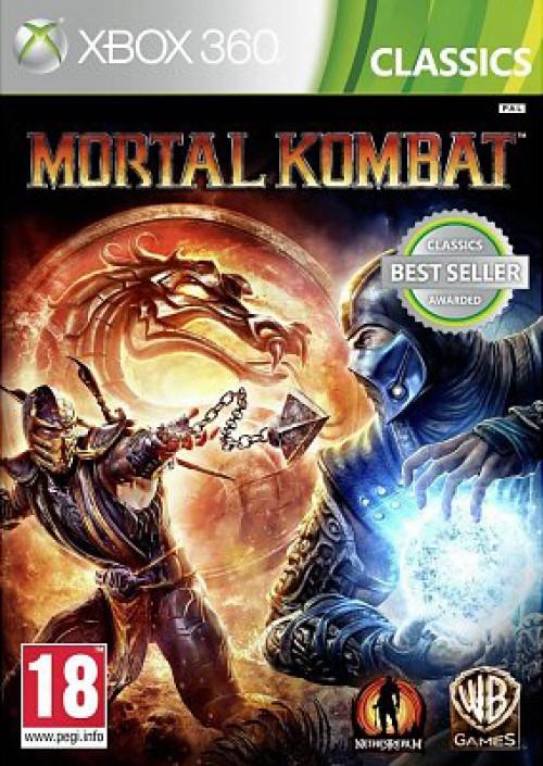 Mortal Kombat (Classics) kopen