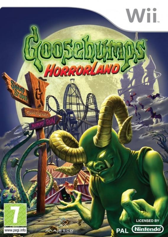 Goedkoopste Goosebumps Horrorland