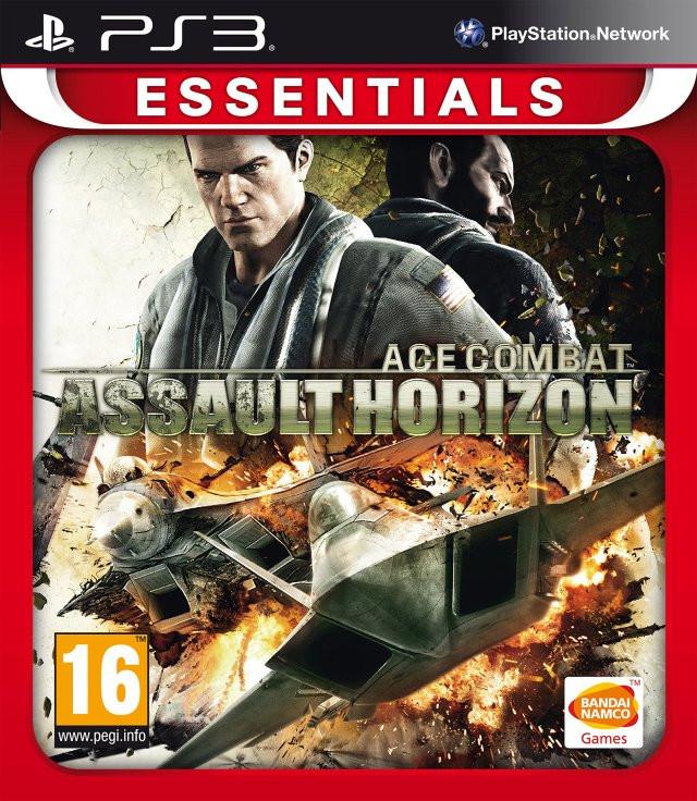 Goedkoopste Ace Combat Assault Horizon (essentials)