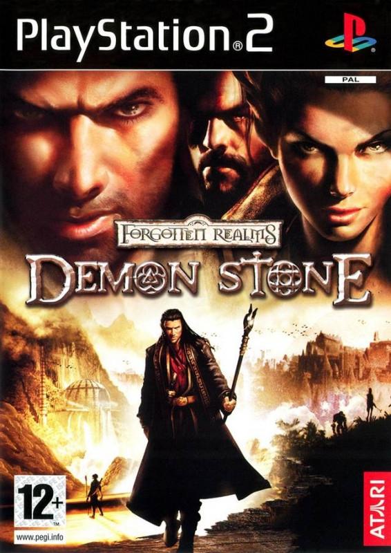 Image of Forgotten Realms Demon Stone