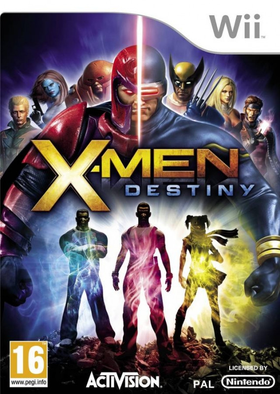 Goedkoopste X-Men Destiny