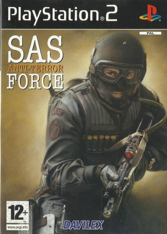 Image of Sas Anti Terror Force