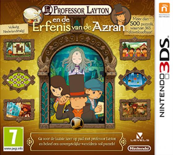Professor Layton en de Erfenis van Azran (Nederlandstalig) kopen