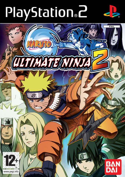Goedkoopste Naruto Ultimate Ninja 2