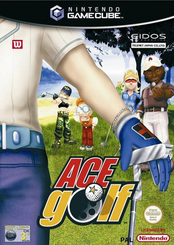 Afbeelding van Ace Golf