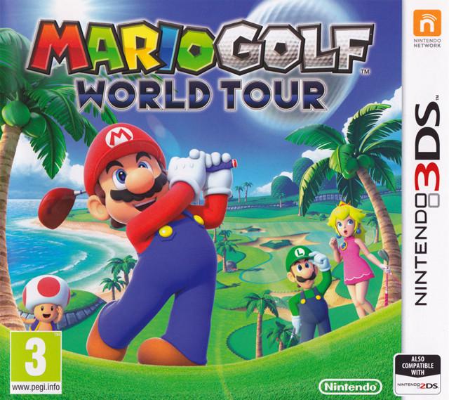 Mario Golf World Tour kopen