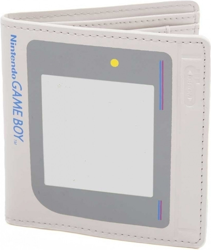 Nintendo Game Boy Bifold Portemonnee