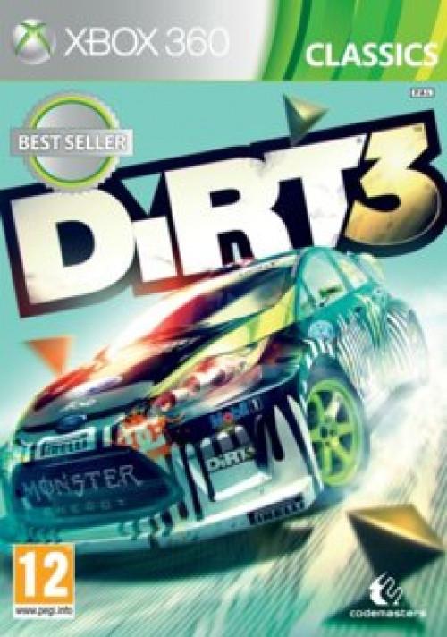 Image of Dirt 3 (classsic)