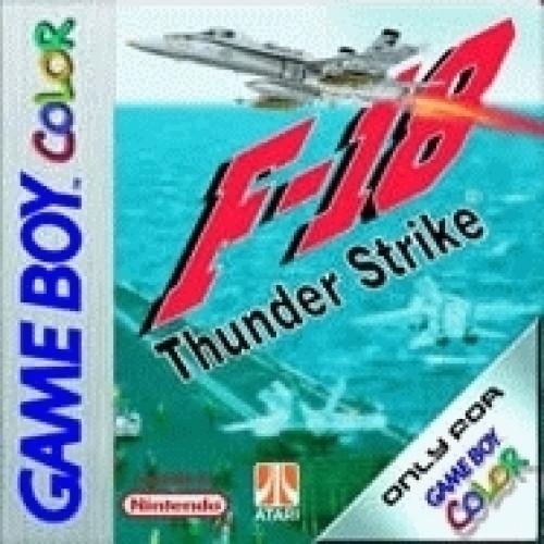 Image of F-18 Thunder Strike
