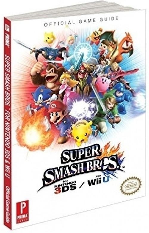 Super Smash Bros Strategy Guide
