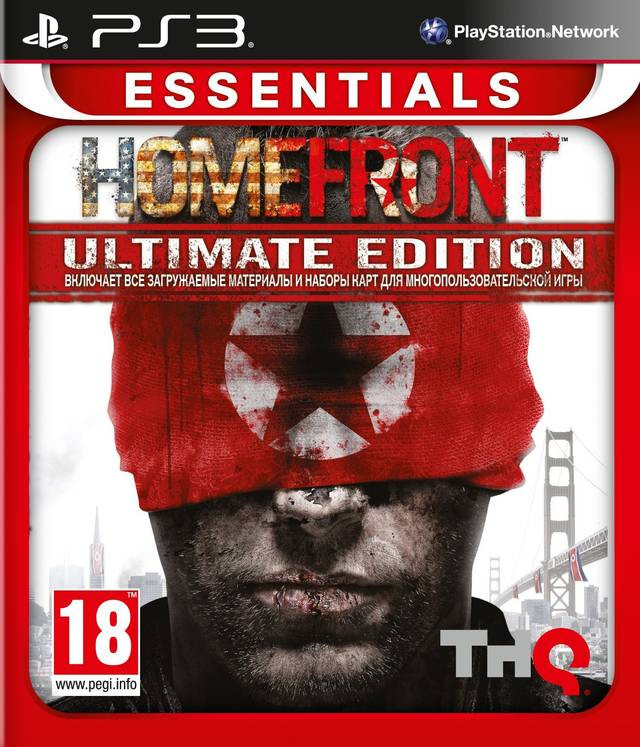 Goedkoopste Homefront (Ultimate Edition) (essentials)