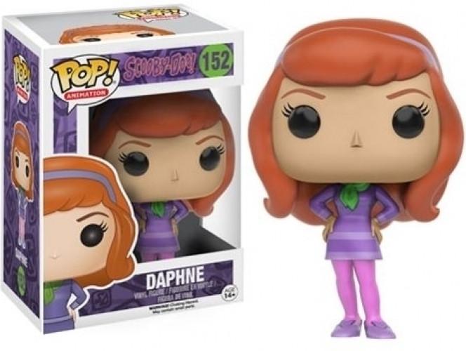 Scooby Doo Pop Vinyl: Daphne