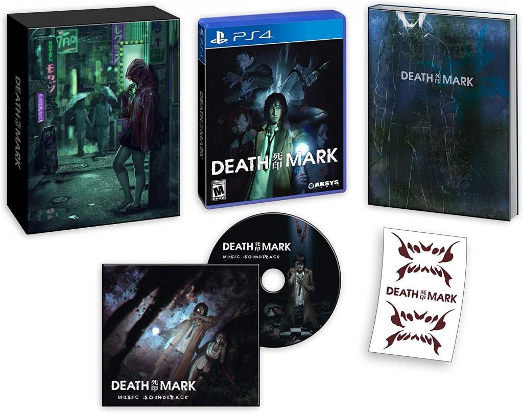 Afbeelding van Death Mark Limited Edition
