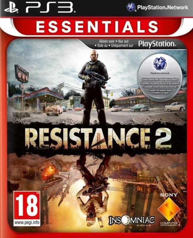 Goedkoopste Resistance 2 (essentials)