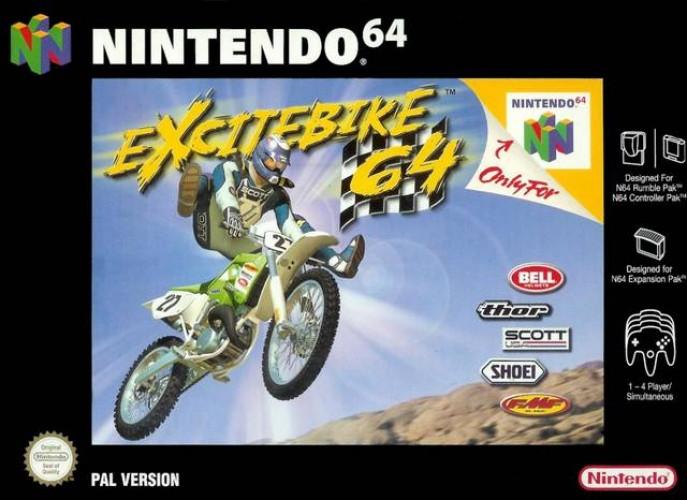 Goedkoopste Excite Bike 64