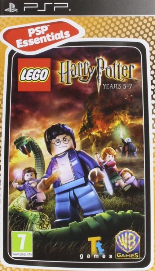 Goedkoopste LEGO Harry Potter Jaren 5-7 (essentials)