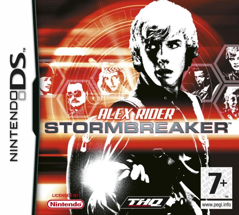 Goedkoopste Alex Rider Stormbreaker