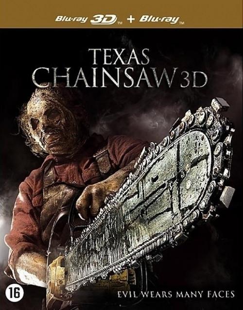 Texas Chainsaw 3D (3D & 2D Blu-ray)