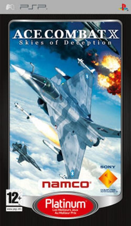 Goedkoopste Ace Combat X Skies of Deception (platinum)