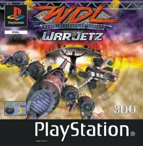 Image of World Destruction League Warjetz