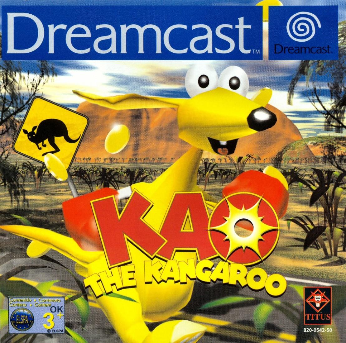Image of Kao The Kangaroo
