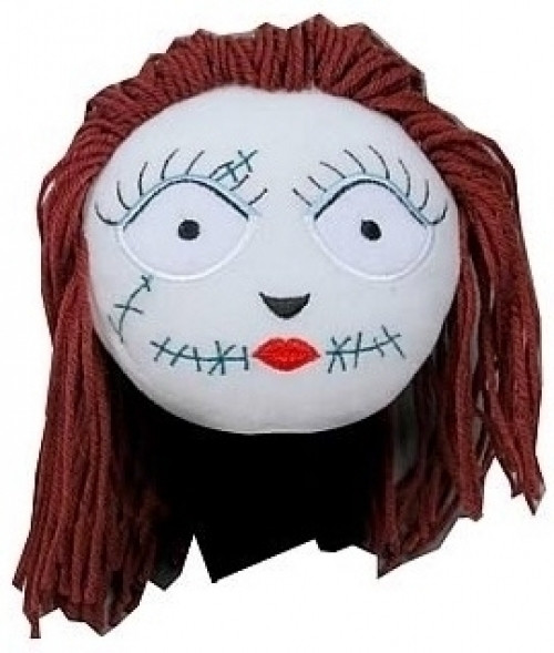Nightmare Before Christmas Pluche Head Sally