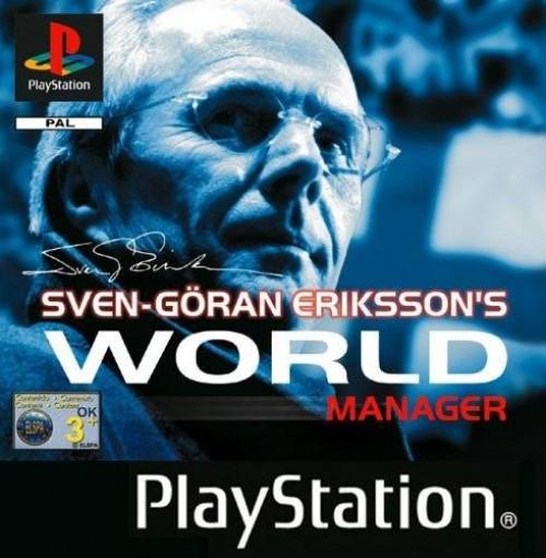 Image of Sven Goran Eriksson's World Manager