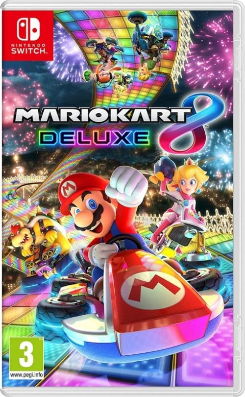 NINTENDO NETHERLANDS BV Mario Kart 8 Deluxe