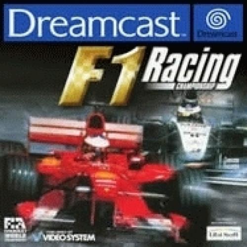 Image of F1 Racing Championship