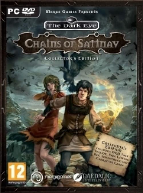 Chains of Satinav The Dark Eye (Collectors Edition)