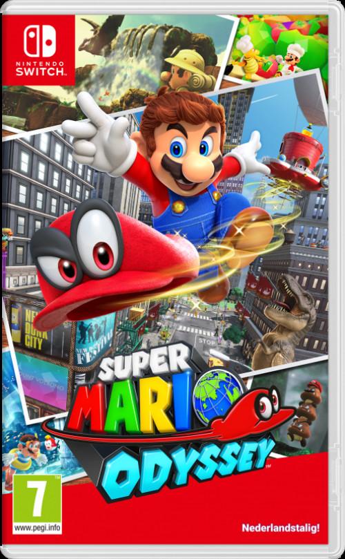Super Mario Odyssey kopen