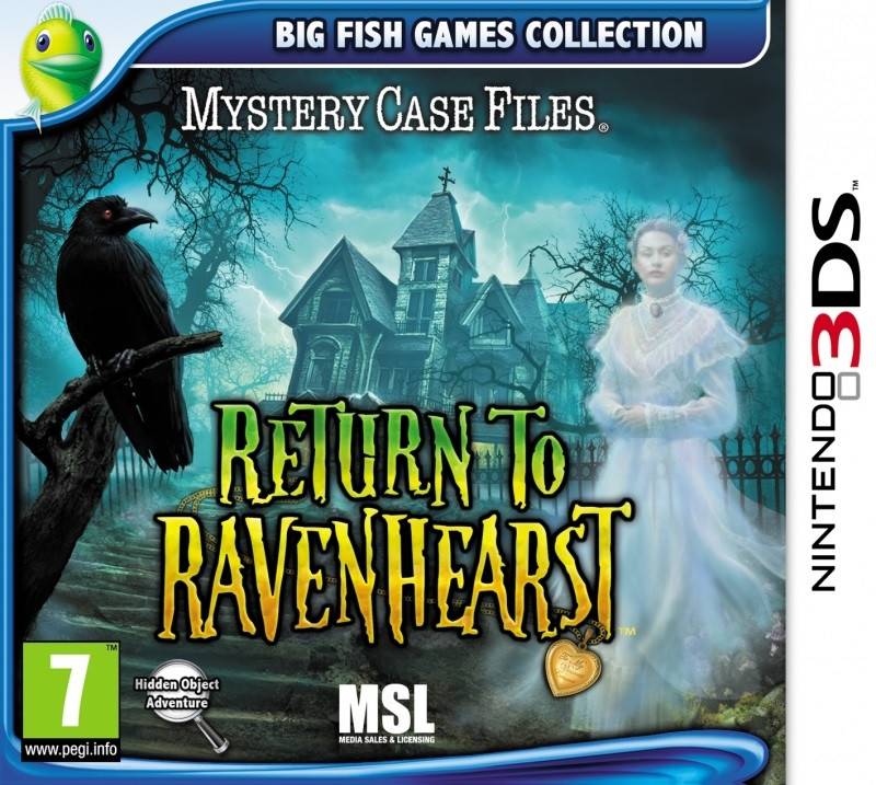 Mystery Case Files Return to Ravenhearst