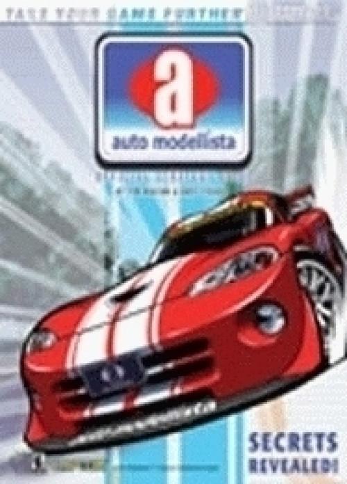 Image of Auto Modellista Guide