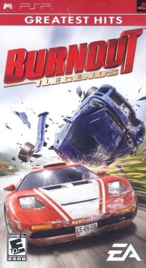 Burnout Legends (greatest hits)