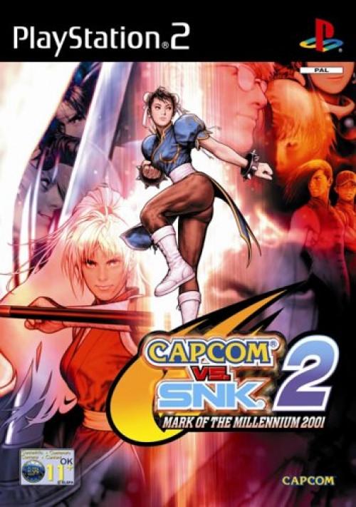 Image of Capcom VS SNK 2