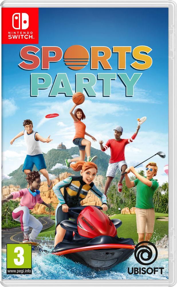 Goedkoopste Sports Party