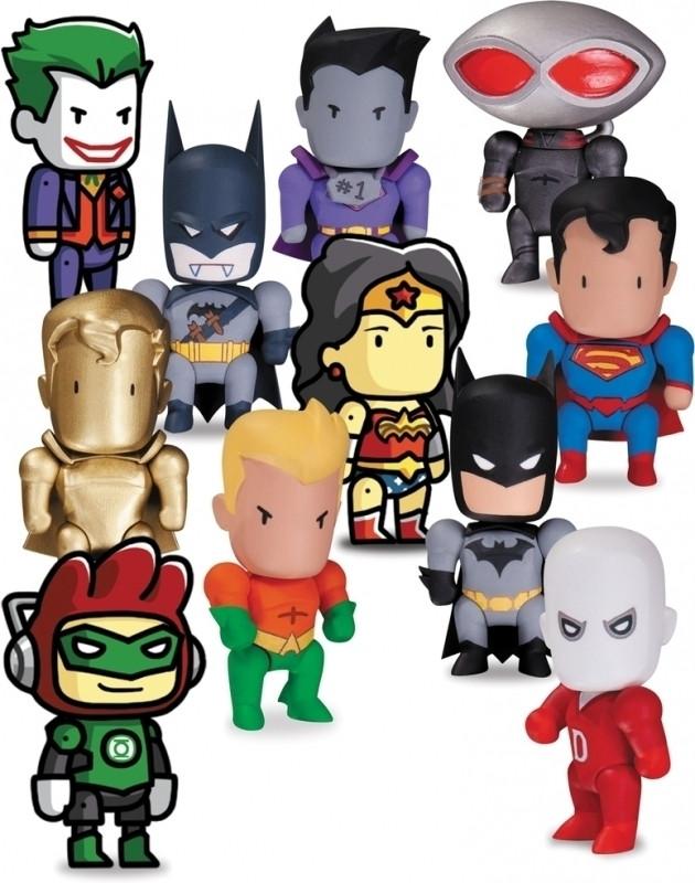 Image of Scribblenauts Unmasked: BMB Mini Figures Series 1