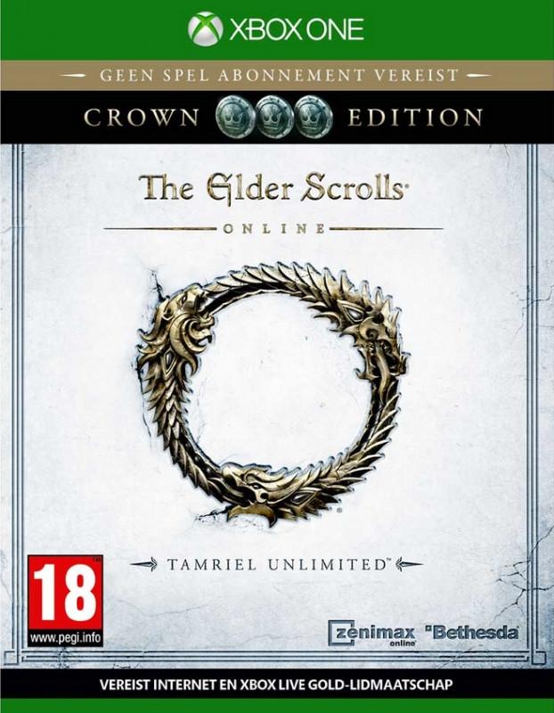 Image of Bethesda The Elder Scrolls Online Xbox One