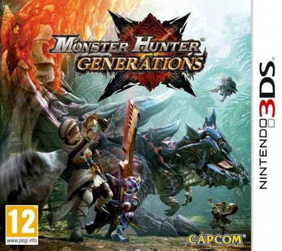 Nintendo Monster Hunter Generations