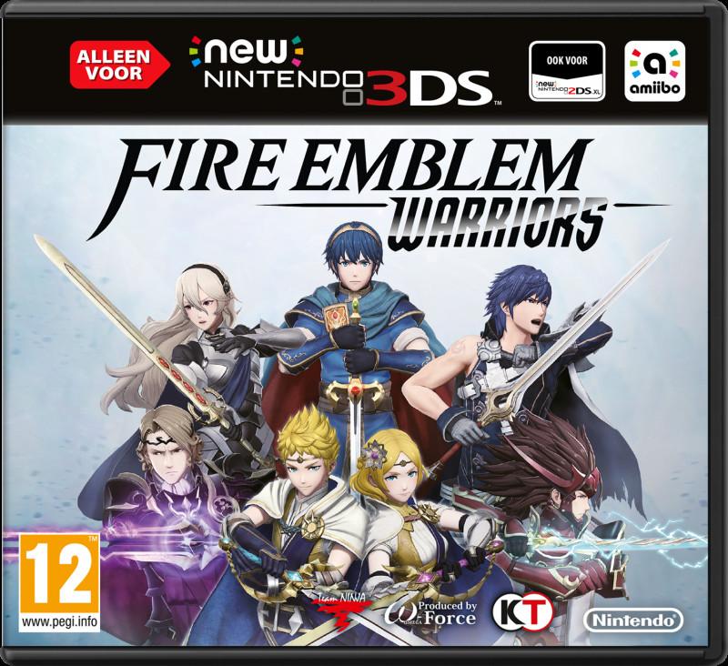 Fire Emblem Warriors kopen