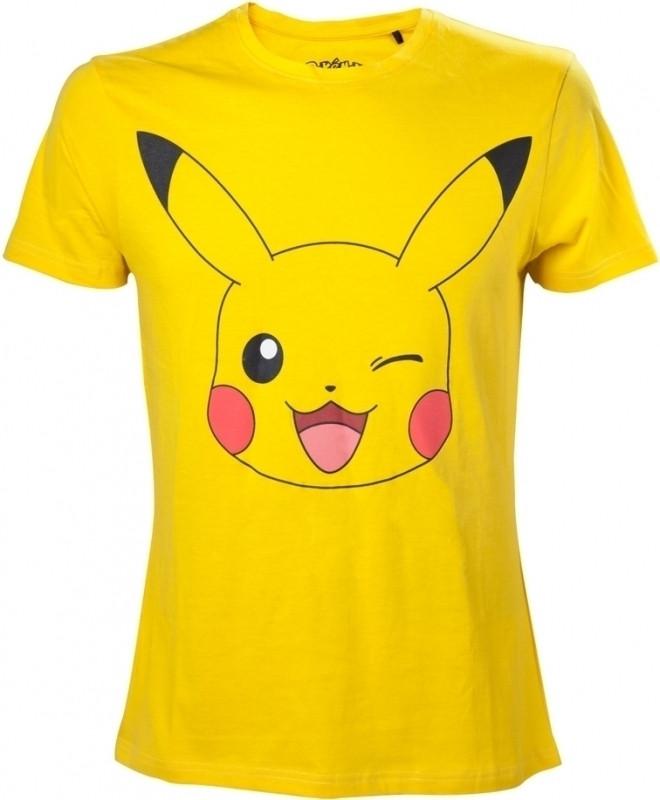 Pokemon – Pikachu Winking T-Shirt