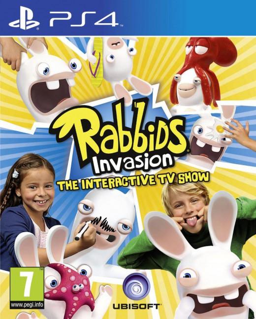 Rabbids Invasion, Playstation 4